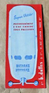 Ancien-Publicite-buvard-Super-Vitcho-Butagaz-Propagaz-B-Daffos-Paris-XIe