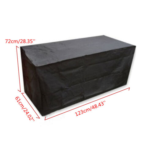 Garden Patio Yard Outdoor Table Chair Furniture Cover Dust Waterproof Protection