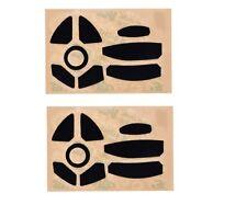 2 sets Mice skates mouse feet for Razer Naga Epic / Hex / Moba /2012-replacement