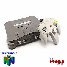 Nintendo 64 - N64 Console - Complete Setup