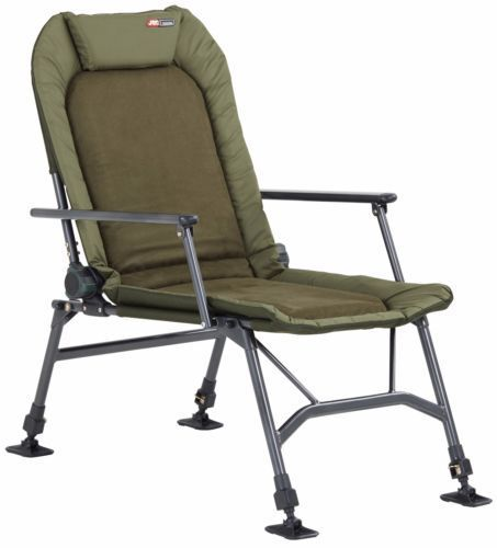 JRC Cocoon 2G Relaxa Recliner Carp Fishing Chair Model 1404450