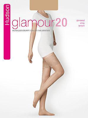 Creativo Hudson Supporto Senza Calze/supporto Senza Calza Glamour 20 - 000565-mostra Il Titolo Originale