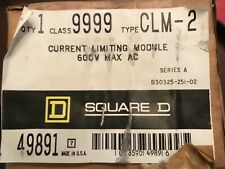 9999 CLM-2 Square D Current Limiting Module 9999CLM2