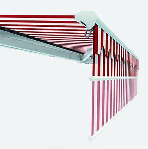 markise bis 6 x 4 m ab 799 variovolant schattenplus volant bord re borte ebay. Black Bedroom Furniture Sets. Home Design Ideas