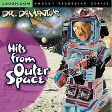 Hits from Outer Space by Dr. Demento (CD, May-2005, Laugh.com)