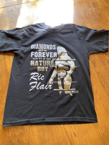 Ric Flair Graphic Shirt Sz S