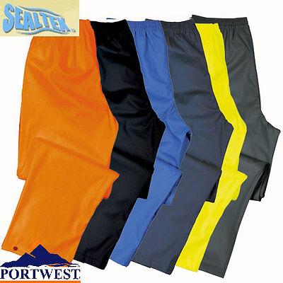 Umoristico Pantaloni Impermeabili Sealtex Classic Pioggia Leggero Over Pants Traspirante S451-mostra Il Titolo Originale Distintivo Per Le Sue Proprietà Tradizionali