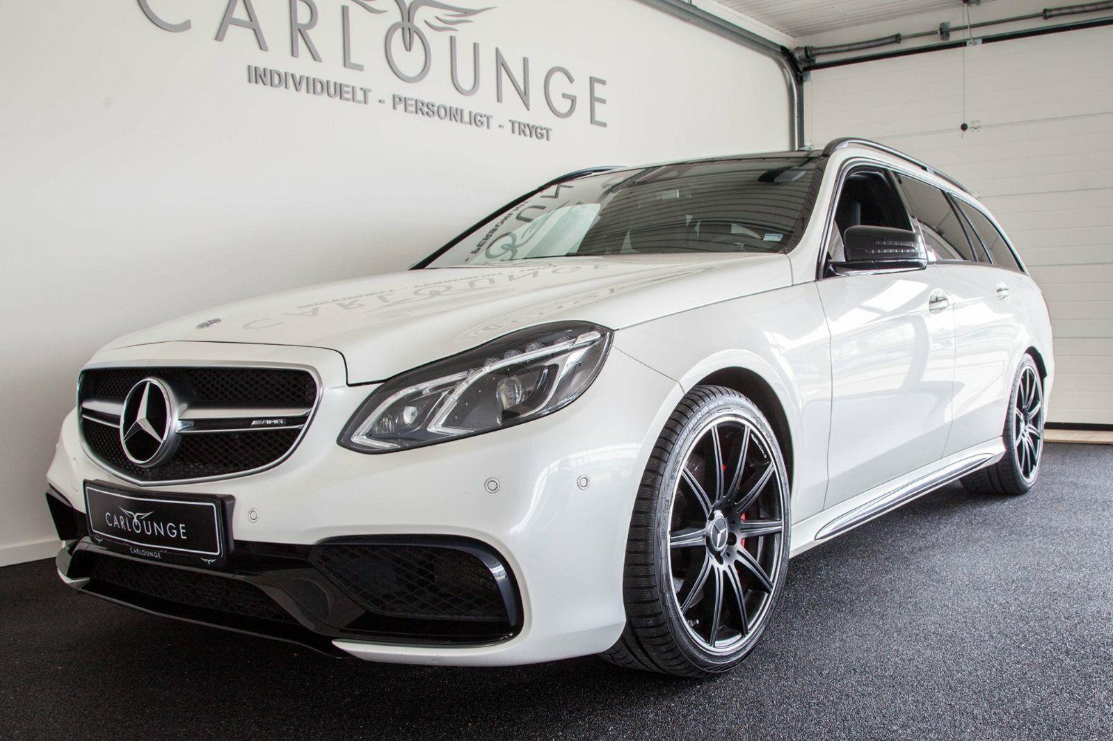 Mercedes E63 5,5 AMG S stc. aut. 4-M 5d - 3.999 kr.