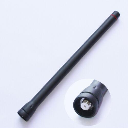 6.5 Inch FA-SC55V VHF Antenna for Icom Radio IC-F3GT F33GT F33TR F3001 F3011