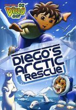 Go Diego Go: Diegos Arctic Rescue (DVD, 2009)