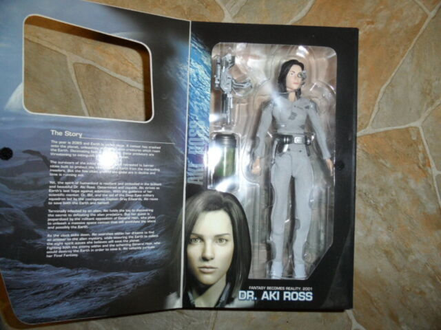 Aki Ross 12 Inch Figure Final Fantasy The Spirits Within