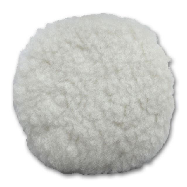 Polierscheibe Polierfell Polierhaube Polierpad für Poliermaschine Ø 125 mm