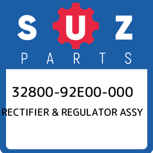 32800-92E00-000-Suzuki-Rectifier-amp-regulator-assy-3280092E00000-New-Genuine-OEM