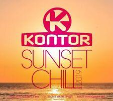 Artikelbild Kontor Sunset Chill 2019 Various CD   NEU   OVP