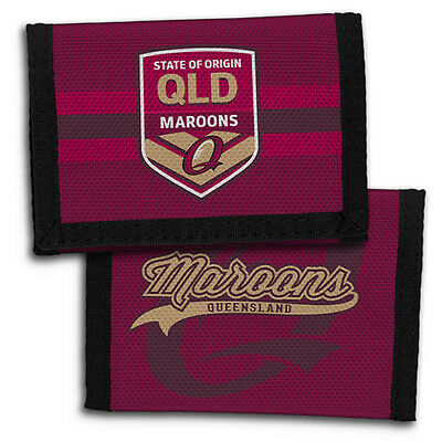 State of Origin QLD Queensland Maroons FAMILY Car Sticker Sheet Birthday Gift