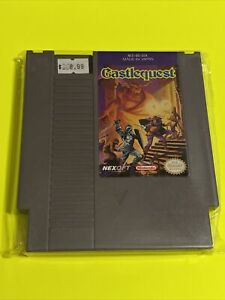 🔥100% WORKING NINTENDO NES CLASSIC Game Cartridge🔥 SUPER FUN 🔥 CASTLEQUEST 🔥