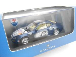IXO-1-43-Maserati-Coupe-Cambiocorsa-2002-MOC052-Diecast-Car-alunizaje-1969