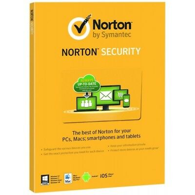 NORTON SECURITY  Latest version.