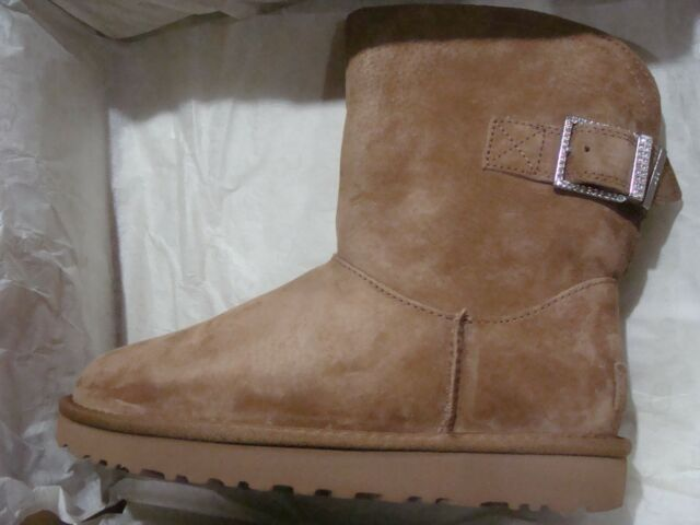 4a6b1b1df99 WMNS UGG REEMORA BUCKLE 1092709 W/CHE SIZE 5, 6, 7