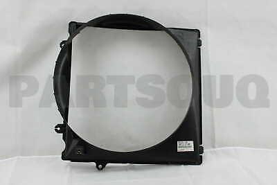 Genuine Toyota Parts 16711-0C031 Radiator Fan Shroud
