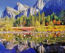 500 Pcs Puzzlebug Puzzles View Of Yosemite National Park Jigsaw Puzzle