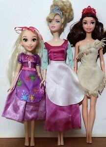 Disney-Princess-Fashion-Dolls-Lot