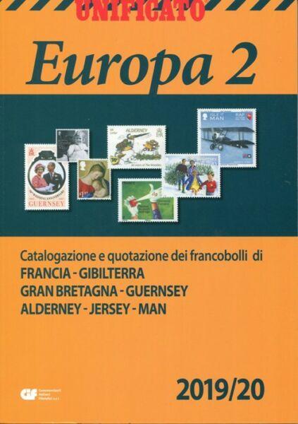 2019/20 Catalogo Unificato Europa 2