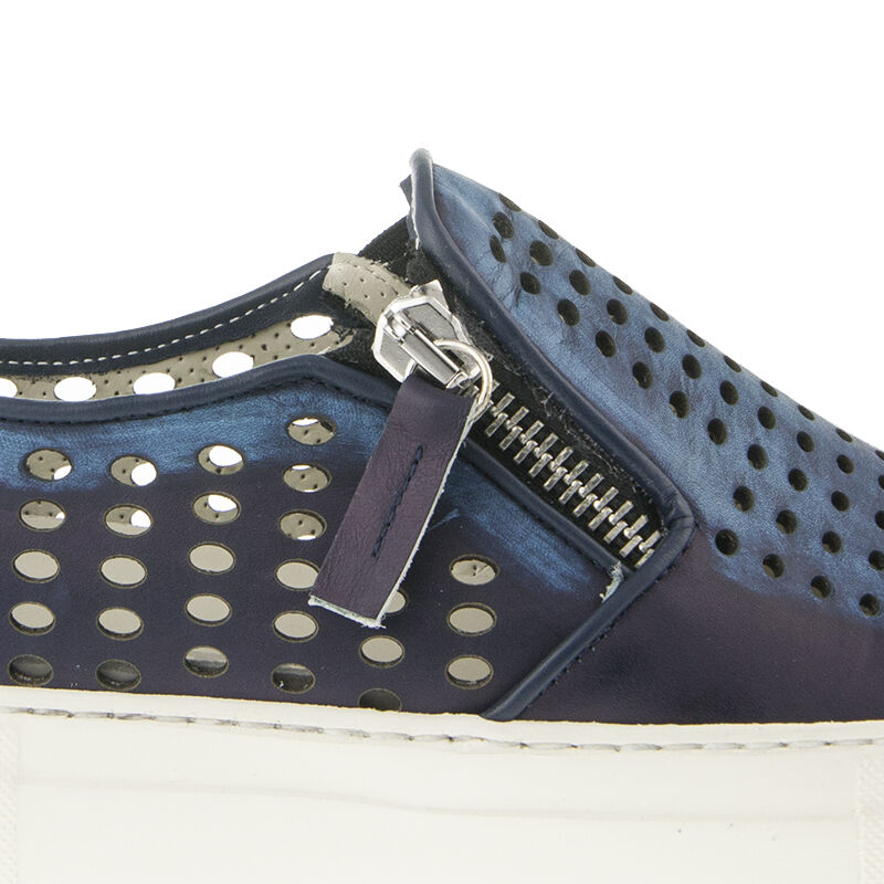 Bagatto  Leather Italian scarpe blu blu blu NEW Dimensiones 6,9,10,11 2957c7