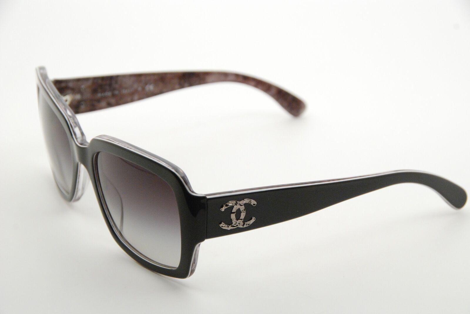 55749f20c9 Authentic CHANEL 5221 C.1311 3c Grey Gradient 56mm 3n Sunglasses ...