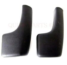2004-2010 VW Volkswagen Touareg FRONT Wiper Arm End Caps Set Of 2 OEM BRAND NEW