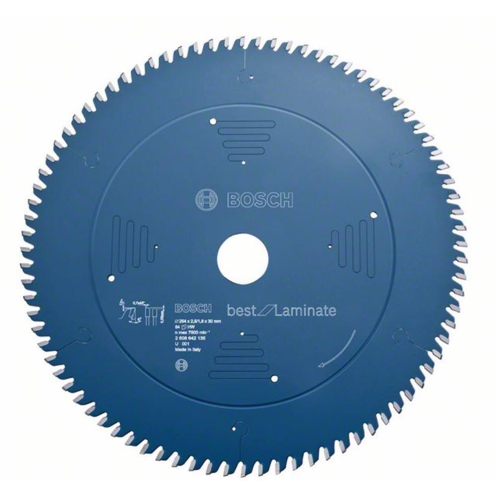 BOSCH 216 x30 x2,5 mm Kreissägeblatt für Laminat