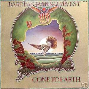 BARCLAY-JAMES-HARVEST-Gone-To-Earth-FR-Press-33-Rpm