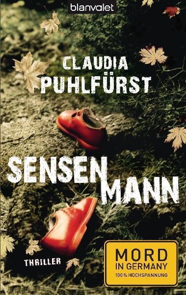 Sensenmann Claudia Puhlfürst  Thriller  Taschenbuch   ++Ungelesen++