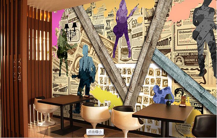 3D Poster Kunst Graffiti 6 Tapete Tapeten Mauer Foto Familie Tapete Wandgemälde