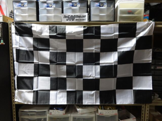 Checkered Racing Flag Banners New 35