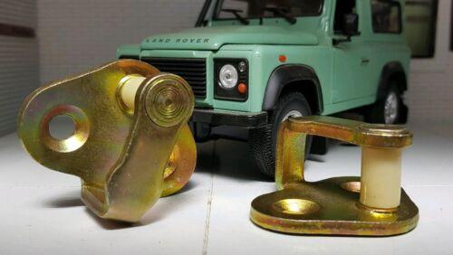 2x Qualität Land Rover Defender 90 110 MUC8526 FQB500130 Türschloss Strikers