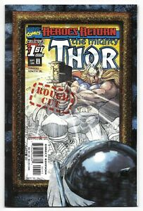 1998-Heroes-Return-The-Mighty-Thor-Comic-1-Rough-Cut-Edition-from-Marvel-Comics