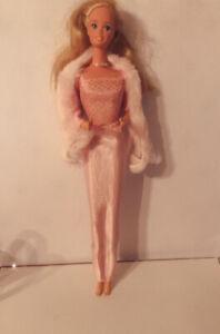 Vintage 1981 Pretty n Pink Barbie