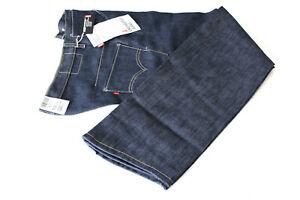 LEVIS-001-Engineered-Herren-Jeans-Hose-Groesse-W-38-L-34-blau-Standard-Fit-NEU