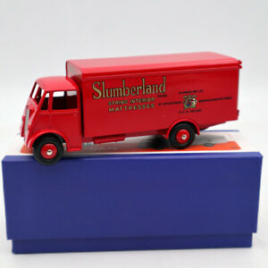 Atlas-Dinky-Toys-514-Guy-Van-Slumberland-Car-Editions-Diecast-Models-Mint-boxed