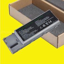 Battery JD775 KD494 TC030 DU139 for Dell Latitude D620 D630 D631 D640 5200mAh
