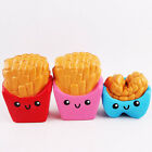 12CM Squishy kawaii french fries Cream Scented Squeeze 6 Second Slow Rising Toy