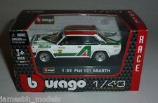 Burago Fiat 131 Abarth 1:43