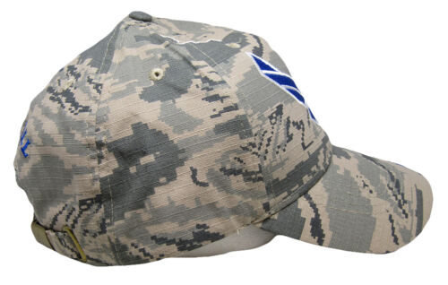 U.S Air Force Wings ACU Digital Camo Above All USAF Embroidered Cap Hat