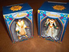Disney Grolier Ornament Aladdin & Jasmine NEW in Box First Edition 1997