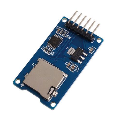 Micro SD Storage Board Mciro SD TF Card Memory Shield Module SPI QP