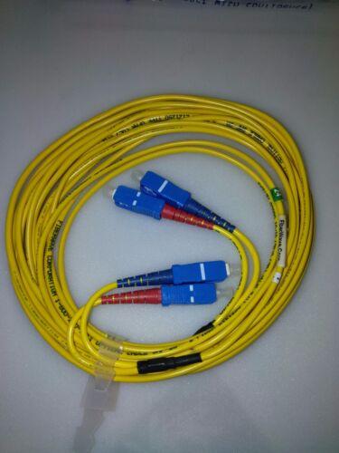 Fiberwave fiber optic cable 2.0 sc-sc sm Dual 5m