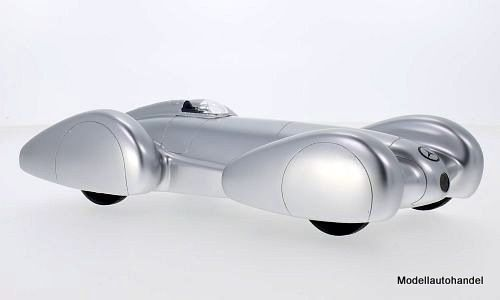 Mercedes w154 Record Voiture 1939 argent 1 18 BoS    NEW