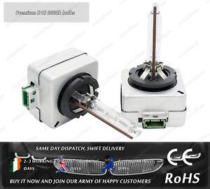 Xenon-HID-66042-85402-D1S-35W-8000k-White-Main-Dipped-Hi-Lo-Beam-Headlight-Bulbs