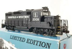Ltd-Ed-PROTO-2000-8019-HO-NW-NORFOLK-amp-WESTERN-EMD-GP20-DIESEL-LOCOMOTIVE-2009